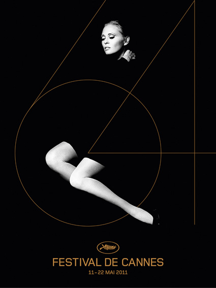 64th festival cannes poster