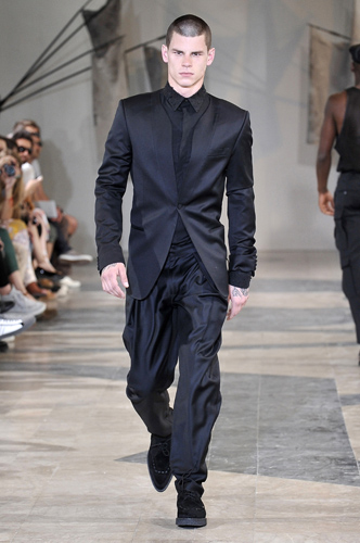 Qasimi Spring Summer 2012 Paris Men Fashion Week 26 June 2011