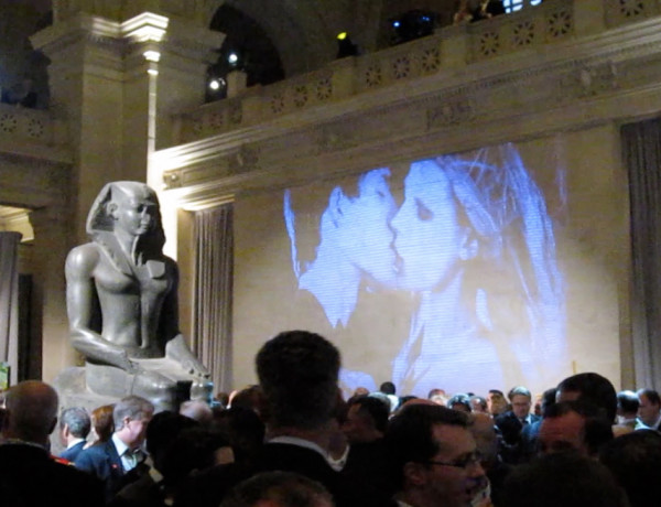 """The Kiss"" from XXXX Magazine, Untitled Magazine - Metropolitan Museum of Art - Facets of The Figure Exhibit - September 2011"