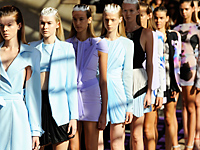 Dion Lee Australian Fashion week P150