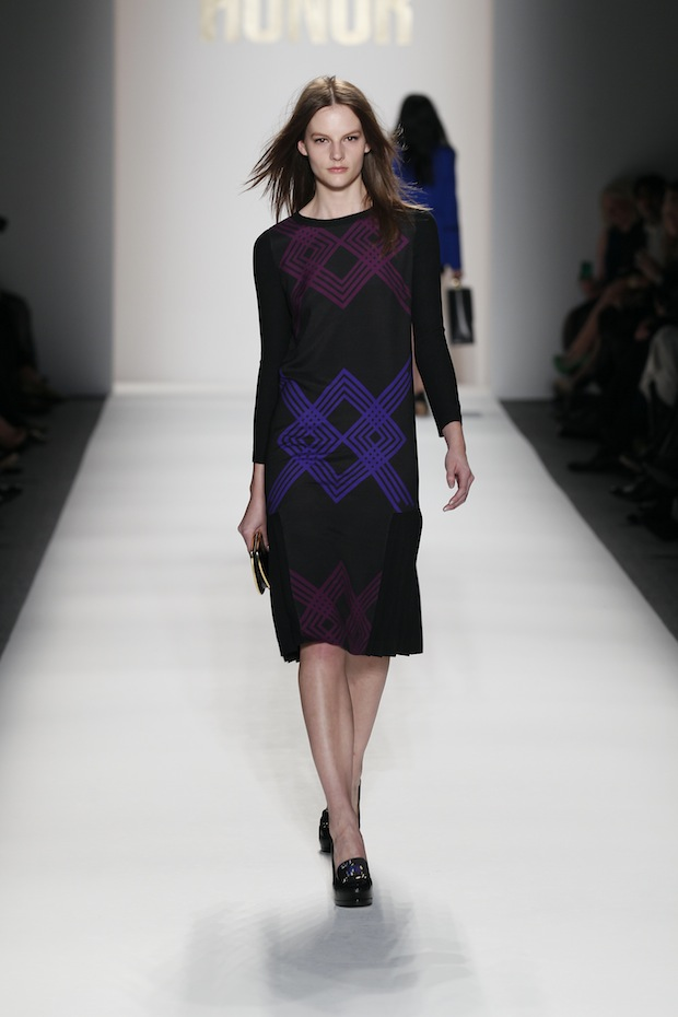 NEW YORK FASHION WEEK FW12