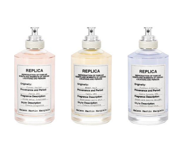 Maison martin margiela to release replica fragrance line for Replica maison martin margiela