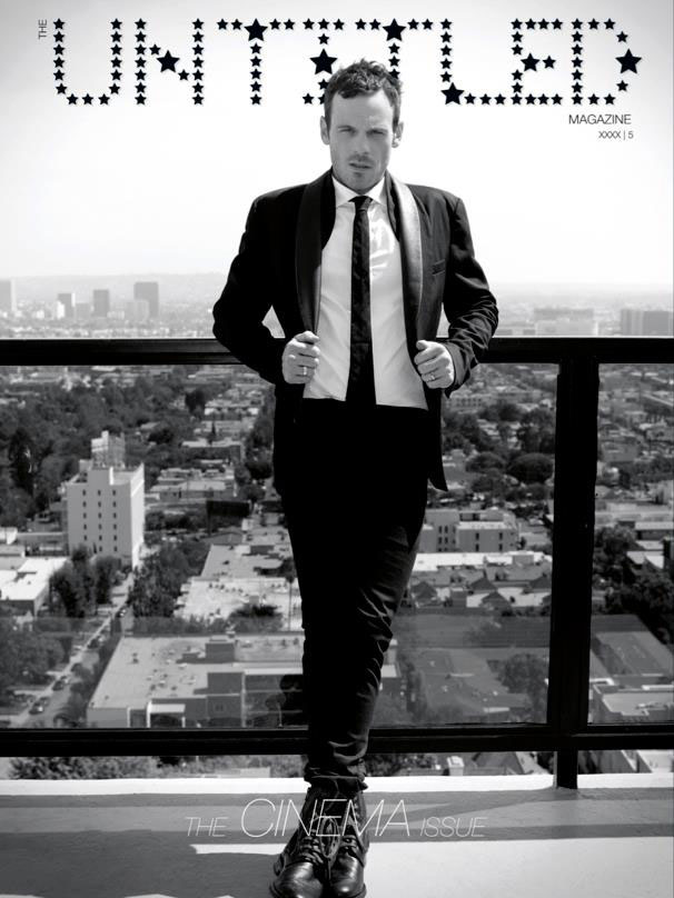 Scoot McNairy Photography by Indira Cesarine for The Untitled Magazine