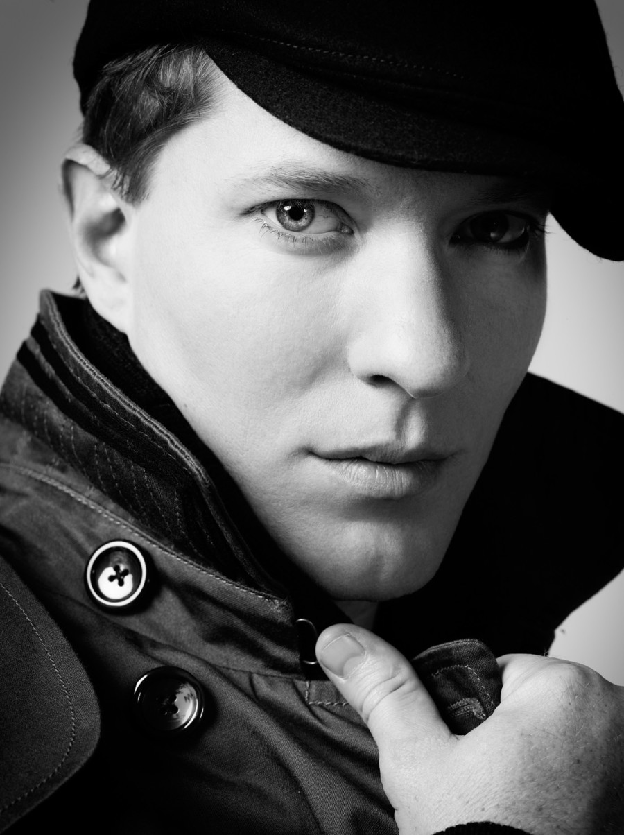 Joseph Sikora Photographed by Indira Cesarine for The Untitled Magazine