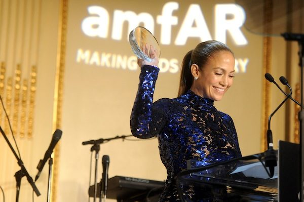 performs during the 4th Annual amfAR Inspiration Gala New York at The Plaza Hotel on June 13, 2013 in New York City.
