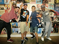 Rudimental, Photography by Indira Cesarine