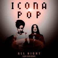 icona pop cash cash