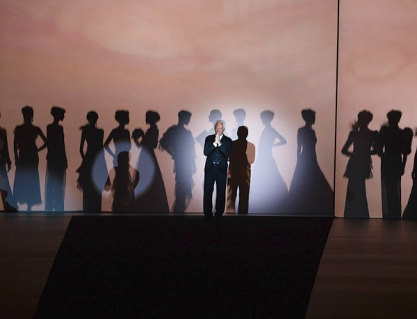 Presentation, Giorgio Armani, Armani One Night Only