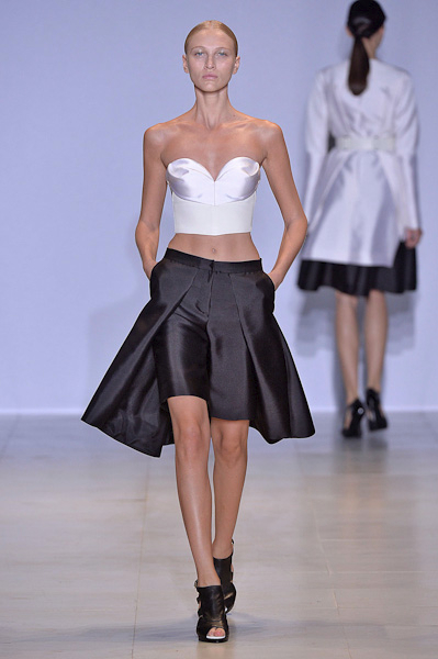 Lie Sang Bong RTW Spring Summer 2014 Paris Fashion Week SeptemberOctober 2013