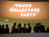 GUGGENHEIM WILL HOST BENEFIT FOR THE YOUNG COLLECTORS COUNCIL FEBRUARY 27