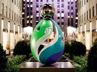 FABERGÉ BIG EGG HUNT NY AUCTION