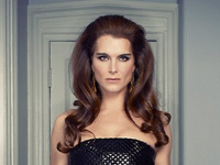 The Untitled Magazine:Brooke Shields:The Daily Mail