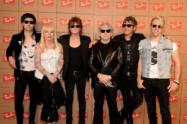 attends Ray-Ban celebrates District 1937 featuring Blondie and MS MR on May 15, 2014 in New York City.