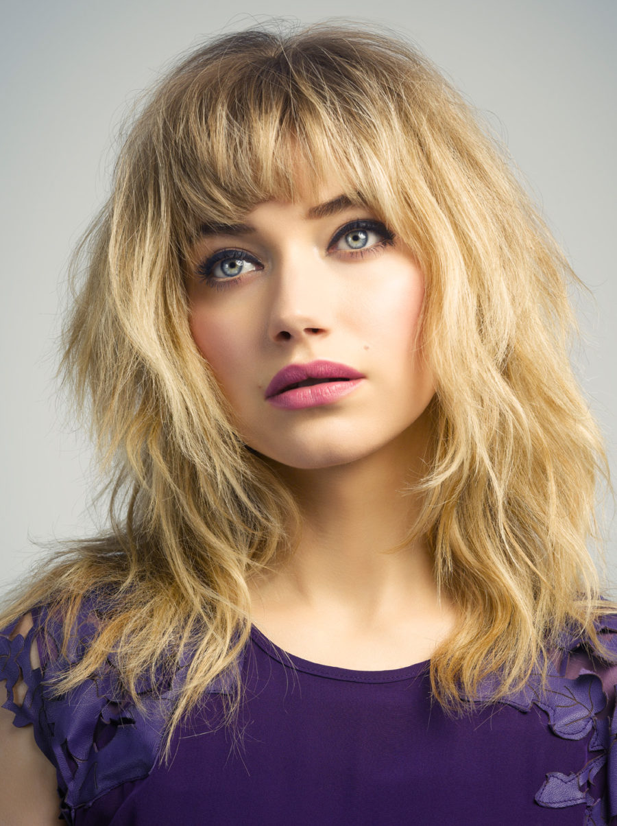 Imogen Poots - Photography by Indira Cesarine