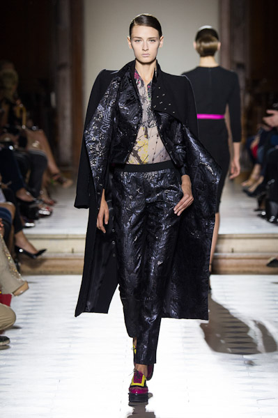 Pixelformula Julien Fournie Haute Couture Winter 2014 - 2015 Paris