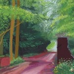david hockney icon