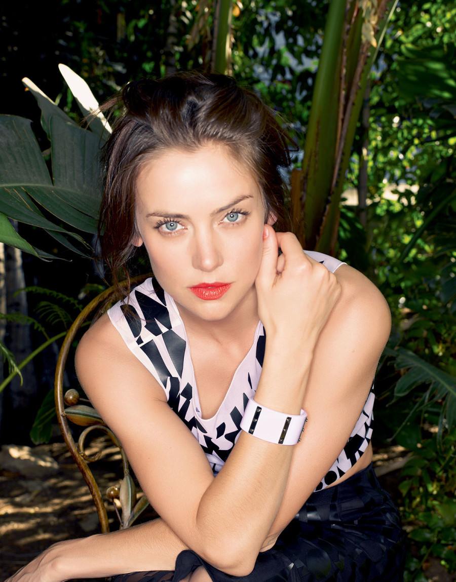 Jessica Stroup - Indira Cesarine - The Untitled Magazine_2