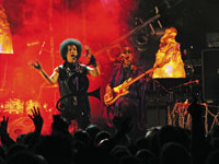 PRINCE IN CONCERT