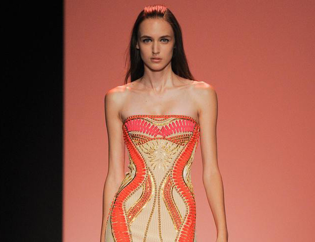 Herve Leger by Max Azria - SS15 - 034