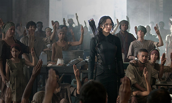LET THE GAMES BEGIN – THE HUNGER GAMES: MOCKINGJAY – PART 1
