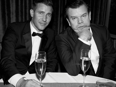 Zen Freeman + Paul Oakenfold - The Untitled Magazine - Photography by Jonathan Bookallil