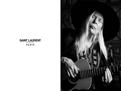 Joni-Mitchell-Saint-Laurent-Campaign