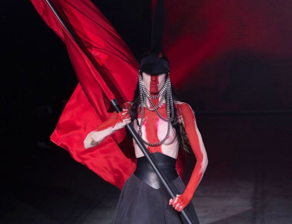 gareth pugh winter 2015