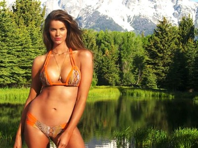 Robyn Lawley for Sports Illustrated