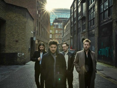 Mumford and Sons featured