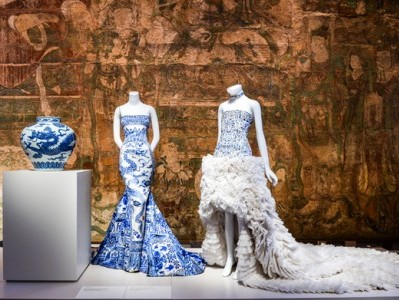 "Costume Institute Presentation on Upcoming ""China: Through the Looking Glass"" Exhibition"