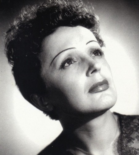 Edith Piaf Parents French Singer Edith Piaf