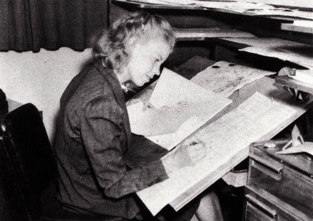 Disney's First Woman Animator, Retta Scott