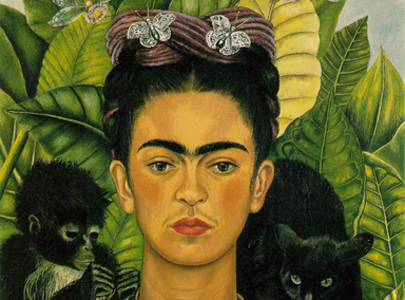 Frida_Kahlo_self_portrait preview
