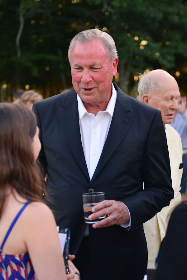 Robert Wilson==Circus of Stillness... the power over wild beasts: The 22nd Annual Watermill Center Summer Benefit & Auction==The Watermill Center, Watermill, NY==July 25, 2015==©Patrick McMullan==Photo - Jared Siskin/PatrickMcMullan.com== ==
