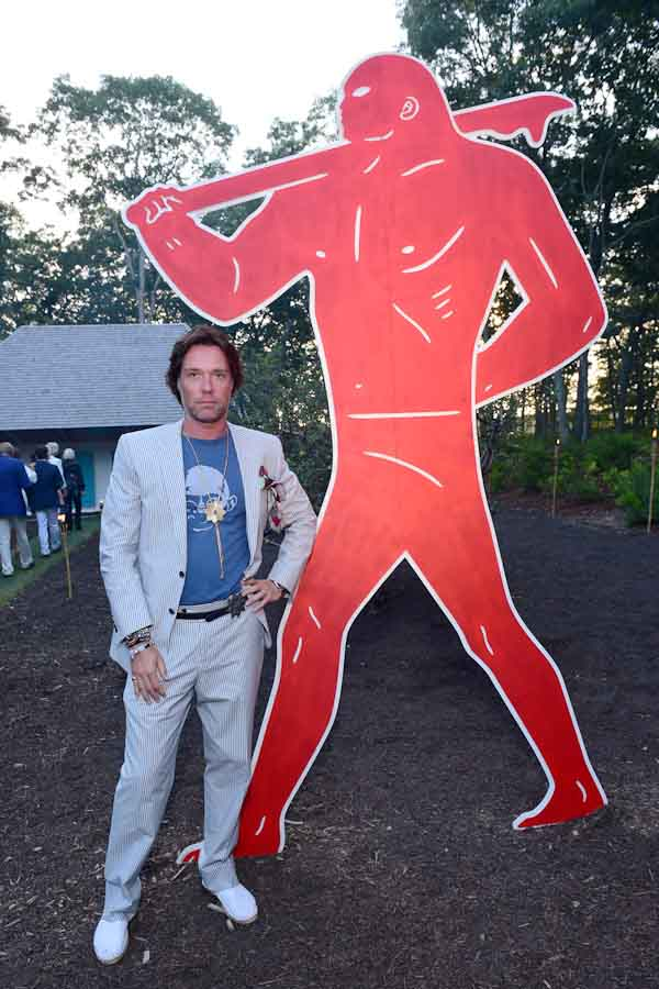 Rufus Wainwright==Circus of Stillness... the power over wild beasts?: The 22nd Annual Watermill Center Summer Benefit & Auction==The Watermill Center, Watermill, NY==July 25, 2015==©Patrick McMullan==Photo - Sean Zanni/PatrickMcMullan.com====