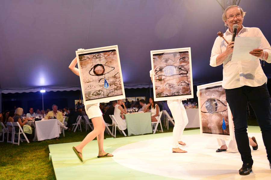 Simon de Pury==The Circus of Stillness... the power over wild beasts: The 22nd Annual Watermill Center Summer Benefit & Auction==The Watermill Center, Watermill, NY==July 25, 2015==©Patrick McMullan==Photo - Jared Siskin/PatrickMcMullan.com====