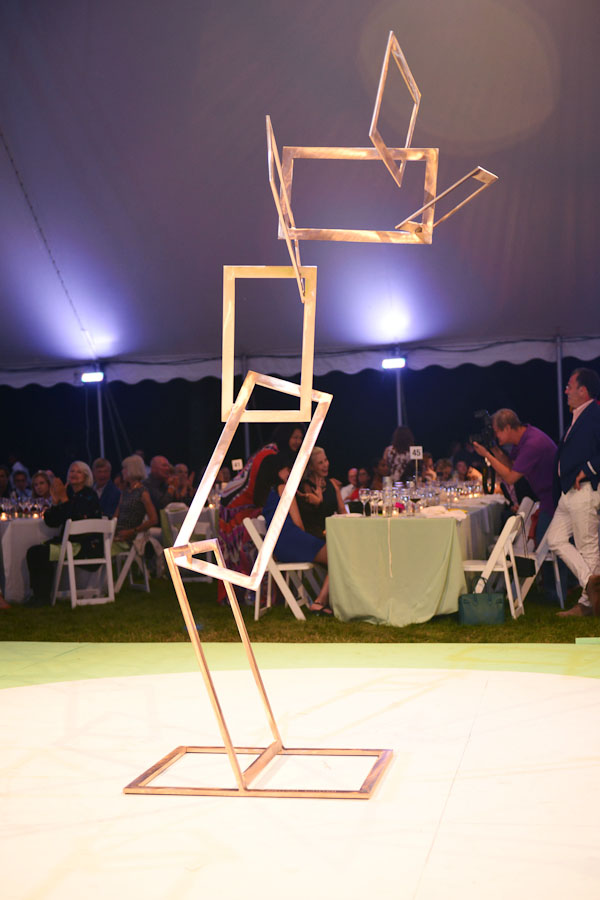 Atmosphere==The Circus of Stillness... the power over wild beasts: The 22nd Annual Watermill Center Summer Benefit & Auction==The Watermill Center, Watermill, NY==July 25, 2015==©Patrick McMullan==Photo - Jared Siskin/PatrickMcMullan.com====