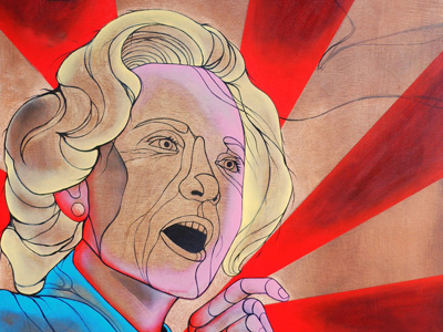 HILLARY'S TIME – ARTICLE BY JULIE WALKER FOR THE #GIRLPOWER ISSUE