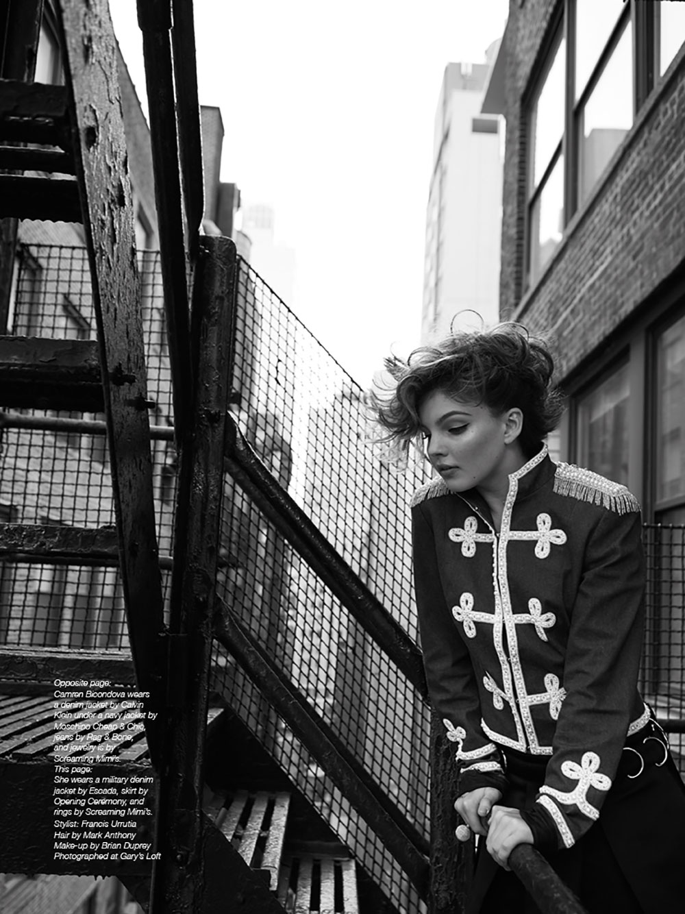 Camren Bicondova - Kim Meyers Robertson - The Untitled Magazine Issue 8_2