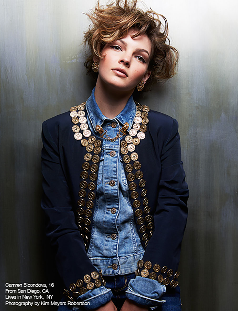 Camren Bicondova - Kim Meyers Robertson - The Untitled Magazine Issue 8_3