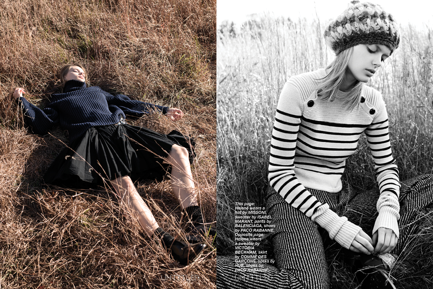 Day Dreaming - The Untitled Magazine Photography by Anne Menke