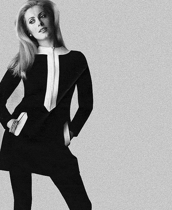 Deneuve-Courreges