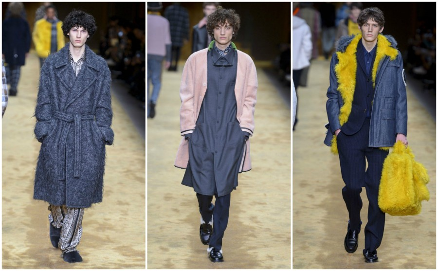 Fendi Mens Fall 2016 - Photos Courtesy of WWD