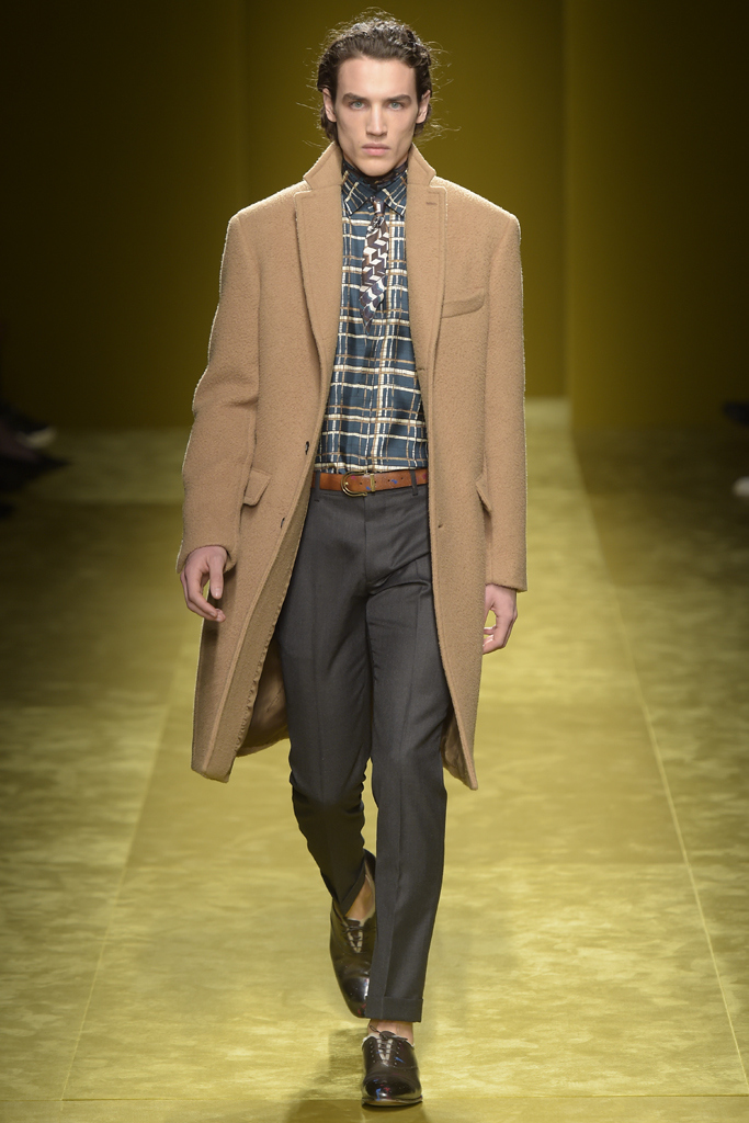 Salvatore Ferragamo Men's RTW Fall 2016