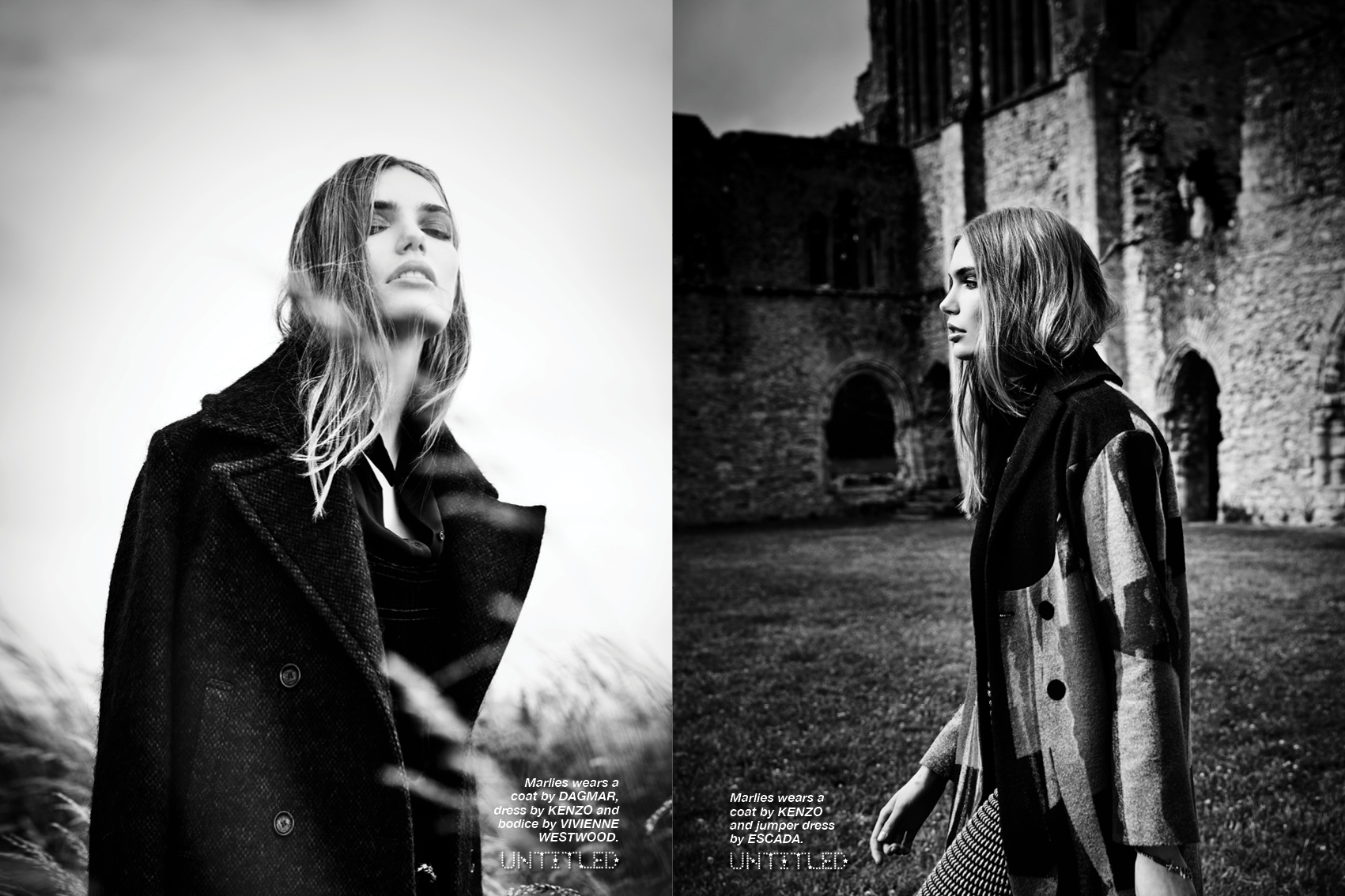 High Castle - The Untitled Magazine - Photography by David Reiss