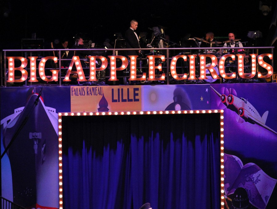 Big Apple Circus @ Lincoln Center