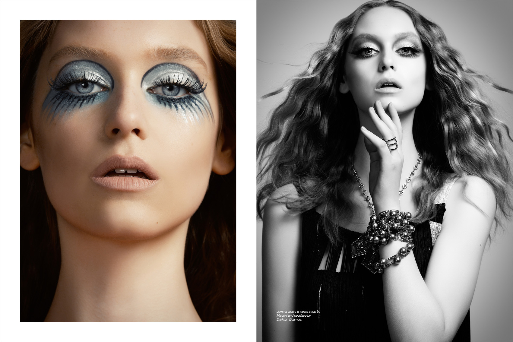Jemma Baines - The Untitled Magazine - Photography by Indira Cesarine