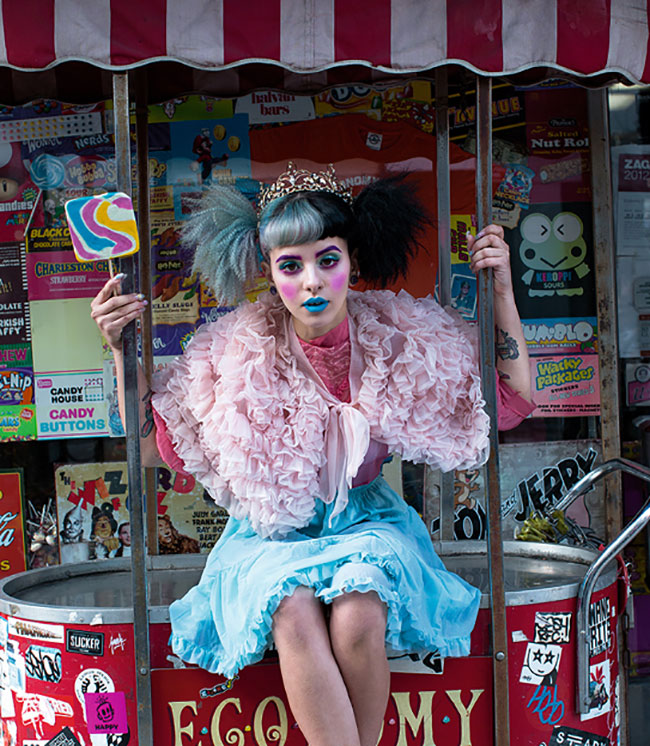 Melanie Martinez - Photographed by Annabel Mehran - The Untitled Magazine Issue 8_002