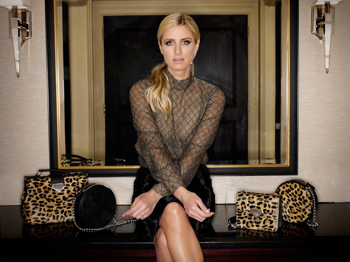 Nicky Hilton - Photography by Indira Cesarine