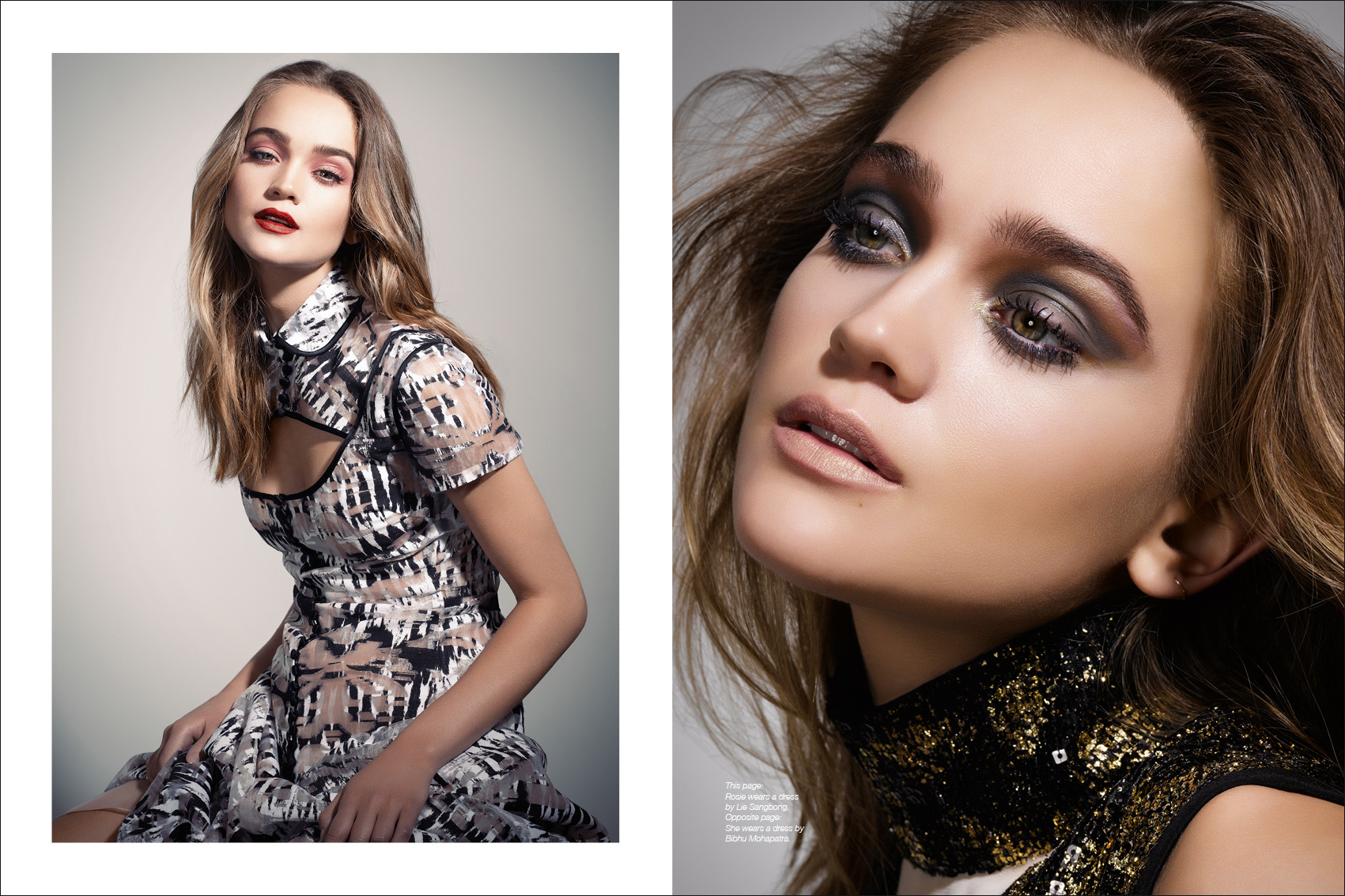 Rosie Tupper - The Untitled Magazine - Photography by Indira Cesarine